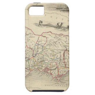 Victoria or Port Phillip iPhone SE/5/5s Case
