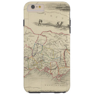 Victoria or Port Phillip Tough iPhone 6 Plus Case