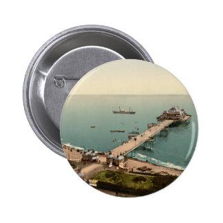 Victoria Pier Folkestone Kent England Pins