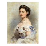 Victoria, Princesa Real Postales