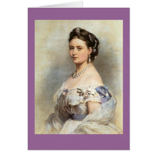 Victoria, Princess Royal Card