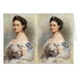 Victoria, Princess Royal Card
