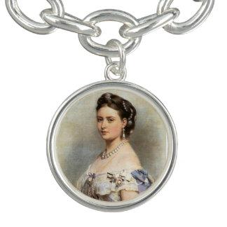 Victoria, Princess Royal Charm Bracelet