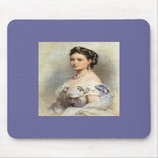 Victoria Princess Royal Mouse Pads
