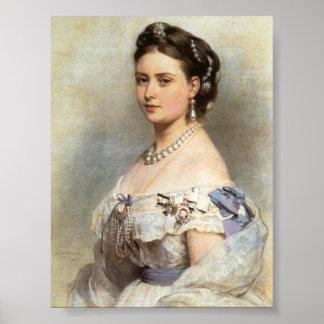 Victoria, Princess Royal Print