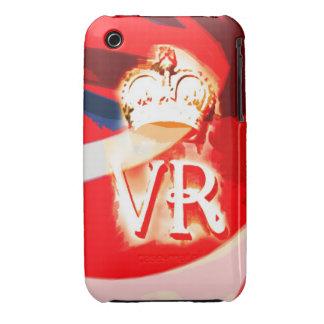 Victoria Regina Case-Mate iPhone 3 Cases