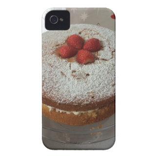 Victoria Sponge Cake Case-Mate iPhone 4 Case