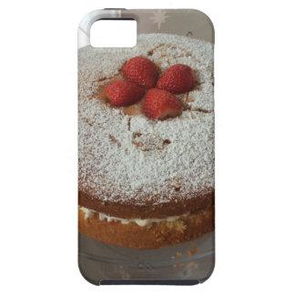 Victoria Sponge Cake iPhone SE/5/5s Case