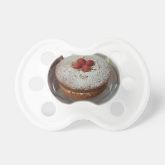 Victoria Sponge Cake Pacifier