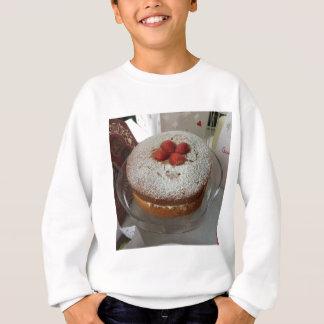 Victoria Sponge Cake Sweatshirt