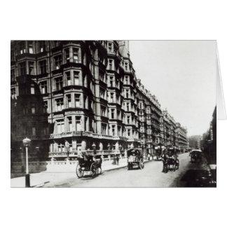 Victoria Street, London c.1900 Card