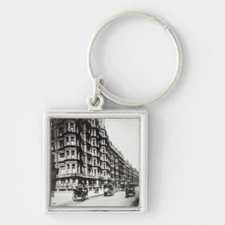 Victoria Street, London c.1900 Keychain