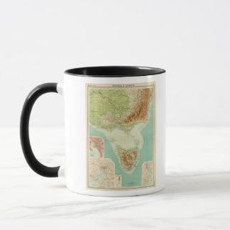 Victoria & Tasmania Mug