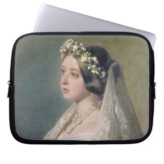 Victoria the Bride Computer Sleeve