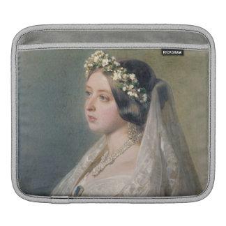 Victoria the Bride iPad Sleeve