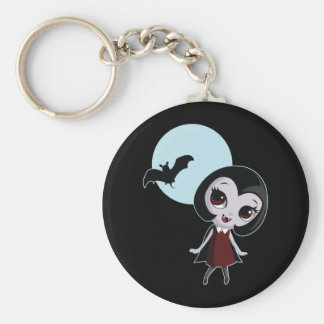 Victoria the Vampire Keychain