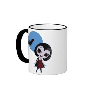 Victoria the Vampire mug