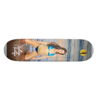 """Victoria Vertuga """"Cialo"""" Skateboard Deck"""