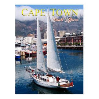 Victoria y costa de Alfred, Cape Town Postales