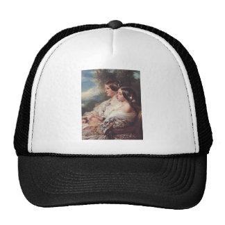 Victoria y su primo, 1852 gorras de camionero