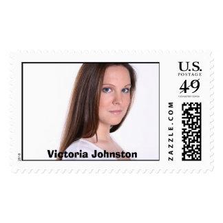 VictoriaJ - blanco, Victoria Johnston Sellos