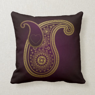 Victorial Pillow by Graphita