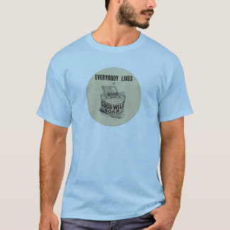 Victorian Advertising - Good Will Soap T-Shirt