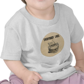 Victorian Advertising - Good Will Soap Tee Shirts