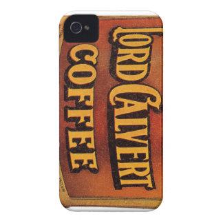 Victorian Advertising Piece - Lord Calvert Coffee iPhone 4 Case