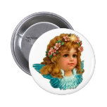 Victorian Angel Buttons