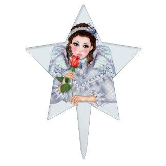 VICTORIAN ANGEL CARTOON STAR Cakepick