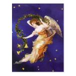 Victorian Angel Postcard
