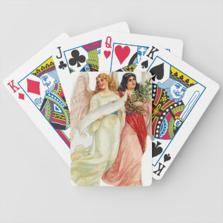 Victorian Angels Bicycle Playing Cards