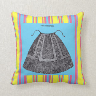 Victorian Aprons Spring Pillow The Clementina