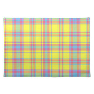 Victorian Aprons ~ Spring ~ Plaid Placemat