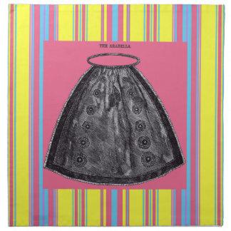 Victorian Aprons ~ Spring ~ The Arabella Napkin