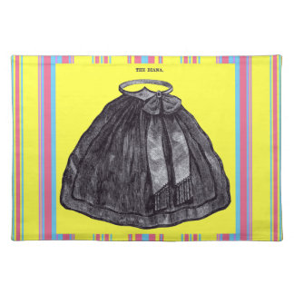 Victorian Aprons ~ Spring ~ The Diana Placemat