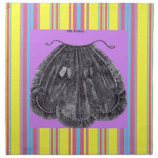 Victorian Aprons ~ Spring ~ The Floria Napkin