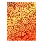 Victorian Arabesque, IDALIS - Sunset Post Cards