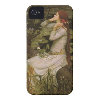 Victorian Art, Ophelia by the Pond by Waterhouse Case-Mate iPhone 4 Case