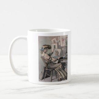 Victorian Artist Mug