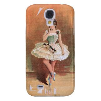 Victorian ballerina (1890) samsung s4 case