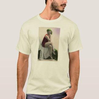 Victorian Bathing Beauty T-Shirt