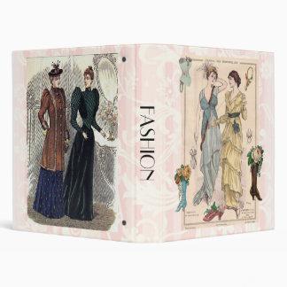 Victorian Binder Fashion