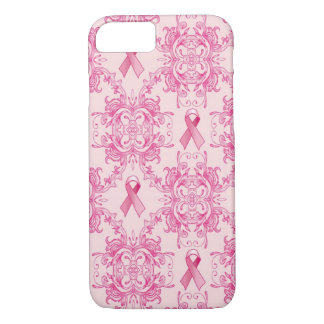 Victorian Breast Cancer Awareness I Phone case