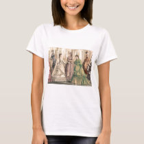 Victorian Bride and Attendants T-Shirt