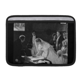 Victorian Bride Sleeve For MacBook Air