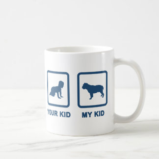Victorian Bulldog Coffee Mug