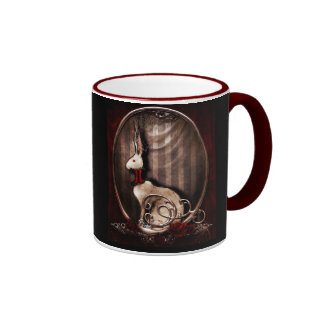 Victorian Bunneh Mug