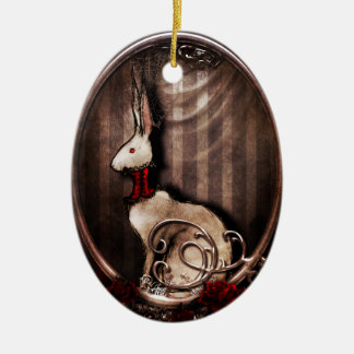 Victorian Bunneh Ornaments
